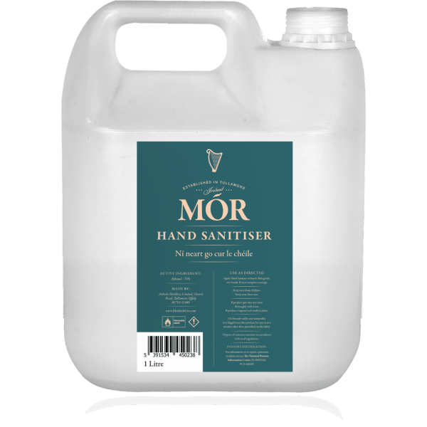 Wholesale 1L - Mór Hand Sanitiser