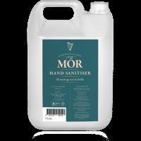 Wholesale 5L - Mór Hand Sanitiser Liquid