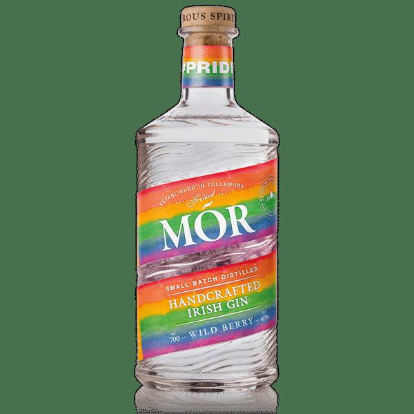 Mór Irish Gin - Pride Edition 70cl