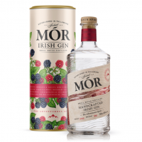 Mór Irish Gin Wildberry with Gift Tube 70cl